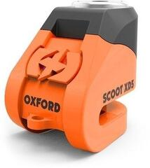 Oxford Scoot XD5 disc lock (5mm pin) Orange/black