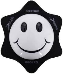 Oxford Smiley Knee Sliders White