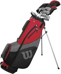 Wilson Staff Pro Staff SGI Mens Steel Left Hand Set