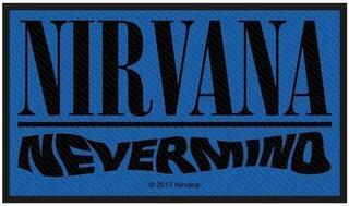 Nirvana Nevermind Sew-On Patch