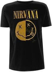 Nirvana Spliced Smiley Hudební tričko