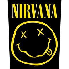 Nirvana Smiley Backpatch