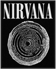Nirvana Vestibule Sew-On Patch