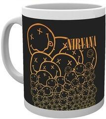 Nirvana Flower Mug