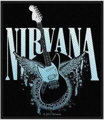 Nirvana Guitar Sew-On Patch