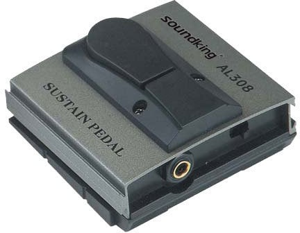 Soundking AL 308 Sustain pedal