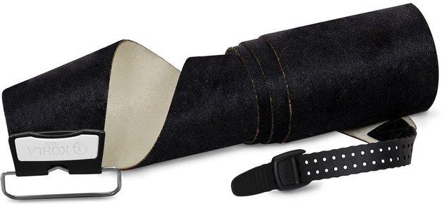Kohla Mixmohair 120mm 177-183 cm Elastic Strap + K-Clip