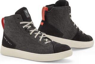 Rev'it! Shoes Delta H2O Black/White