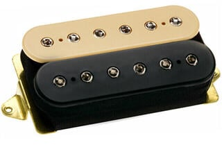 DiMarzio DP 100 Black/Cream Super Distortion