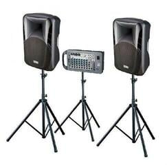 Soundking PAP10 with Stands