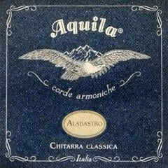 Aquila Alabastro Classic Guitar Set Nylgut Normal Tension