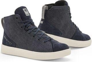 Rev'it! Shoes Delta H2O Dark Blue/White
