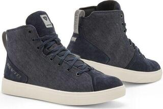 Rev'it! Shoes Delta H2O Dark Blue/White