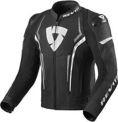 Rev'it! Jacket Glide Black/White