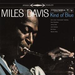 Miles Davis Kind of Blue (Vinyl LP)