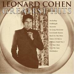 Leonard Cohen Greatest Hits (Vinyl LP)