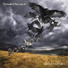David Gilmour Rattle That Lock (Gatefold Sleeve) (Vinyl LP)