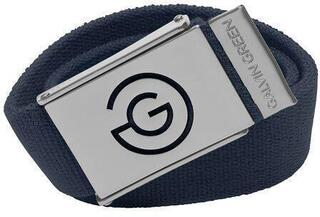 Galvin Green Warren Nylon Belt Navy