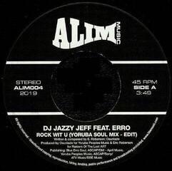 DJ Jazzy Jeff Rock Wit U (feat. Erro) (7'' Vinyl LP)