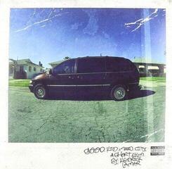 Kendrick Lamar Good Kid, M.A.A.D City (2 LP)