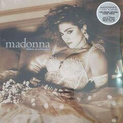 Madonna Like A Virgin (Clear Vinyl Album) LP