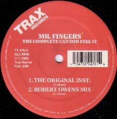 Mr. Fingers The Complete Can You Feel It (12'' Vinyl LP)