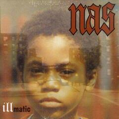 Nas Illmatic (Vinyl LP)