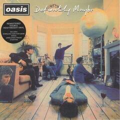 Oasis Definitely Maybe (2 LP)