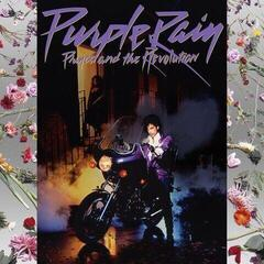 Prince Purple Rain (with The Revolution) (Vinyl LP)