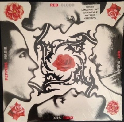 Red Hot Chili Peppers Blood Sugar Sex Magik (2 LP)