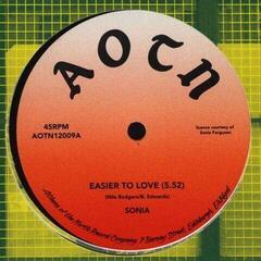 Sonia Easier To Love (12'' Vinyl LP)