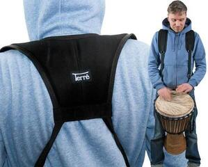Terre Djembe Backpack Black