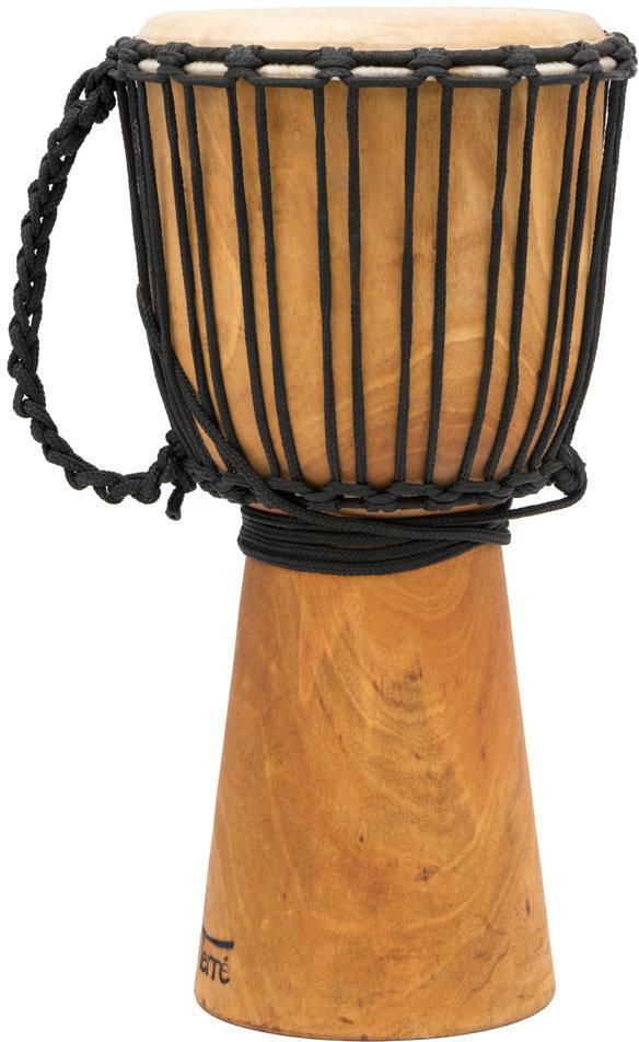 Terre Mahogany 40 cm Djembe Natural