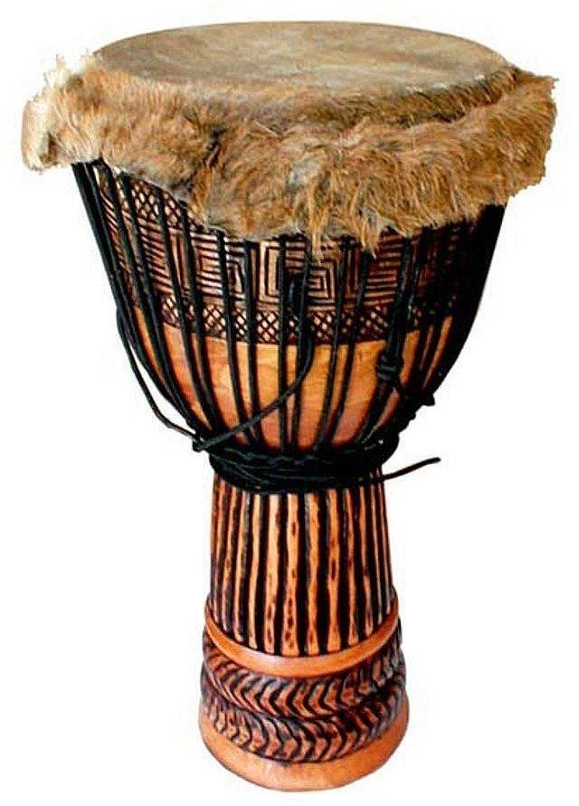 Terre Professional Player Mahogany 65 cm Djembe Mahagon