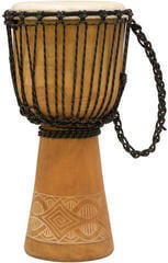 Terre Beginner Carved 50 cm Djembe Natural/Carved (Rozbaleno) #932675