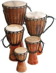 Terre Beginner Plain 40 cm Djembe Natural