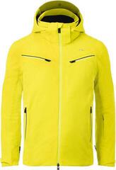 Kjus Formula Mens Ski Jacket Citric Yellow 54