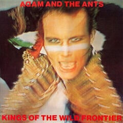 Adam and The Ants Kings Of The Wild Frontier (Vinyl LP)