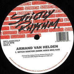 Armand van Helden Witch Doktor Remixes (12'' Vinyl LP)