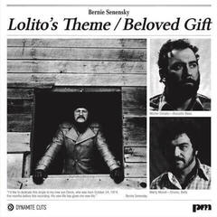 Bernie Senensky Lolito's Theme / Beloved Gift (7'' Vinyl LP)