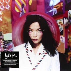 Björk Post (Vinyl LP)