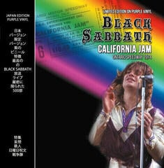 Black Sabbath California Jam