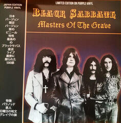 Black Sabbath Masters Of The Grave (Vinyl LP)