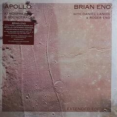 Brian Eno Apollo: Atmospheres & Soundtracks (Extended Edition) (2 LP)