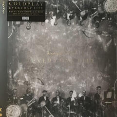 Coldplay Everyday Life (2 LP)