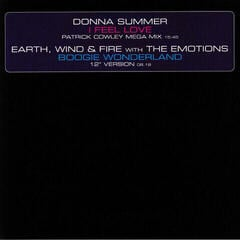 Donna Summer I Feel Love / Boogie Wonderland (feat. Earth, Wind & Fire with The Emotions)