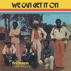 Friimen Musik Company We Can Get It On (Vinyl LP)