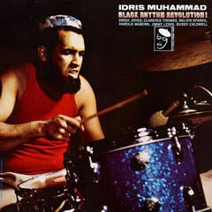 Idris Muhammad Black Rhythm Revolution! (Vinyl LP)