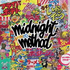 Jazz Spastiks Midnight Method (feat. MelloSoulBlack) (Vinyl LP)