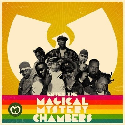 Wu-Tang Clan Enter The Magical Mystery Chambers (Vinyl LP)